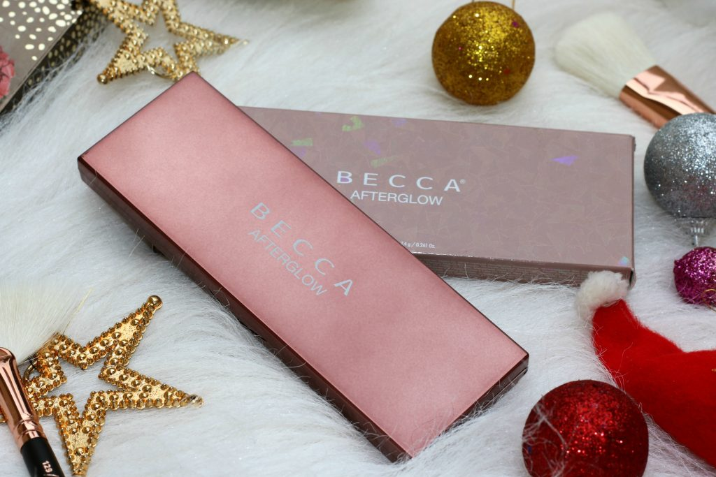 Becca Afterglow Palette Review and Swatches