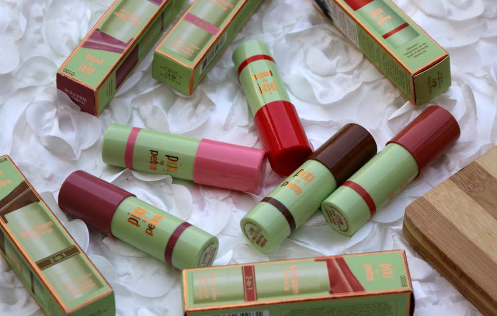 pixi multibalm review and swatches