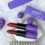 MAC x Selena Lipsticks – Dreaming Of You, Como La Flor Review, Photos & Swatches