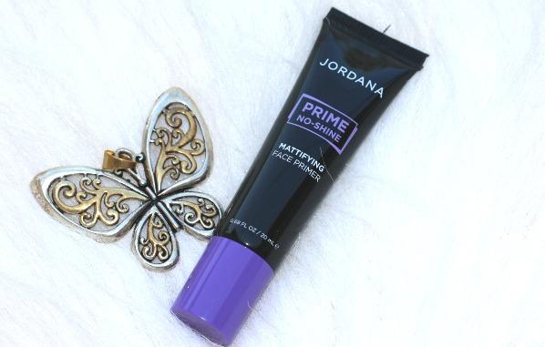 Jordana Cosmetics Prime No-shine Mattifying Face Primer