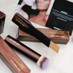 Hourglass Vanish Seamless Finish Foundation Stick – Golden & Brush | Review & Swatches