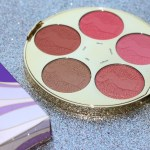 Tarte Color Wheel Amazonian Clay Blush Palette For Holiday 2016| Review & Swatches