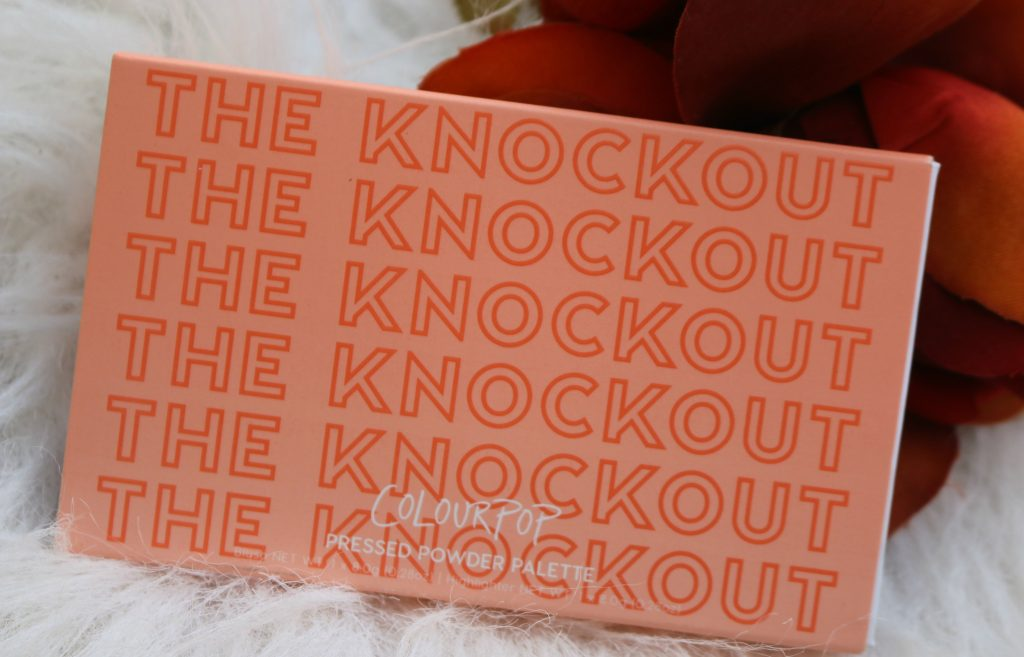 The Knockout Pressed Powder Face Duo