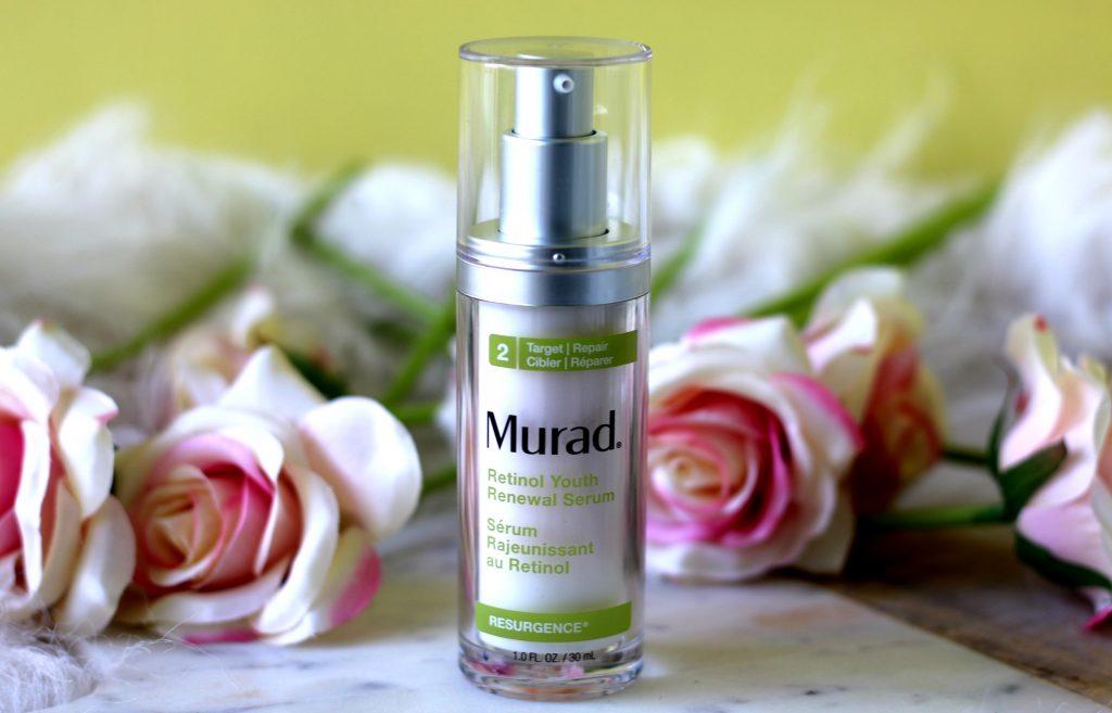 murad retinol youth serum review