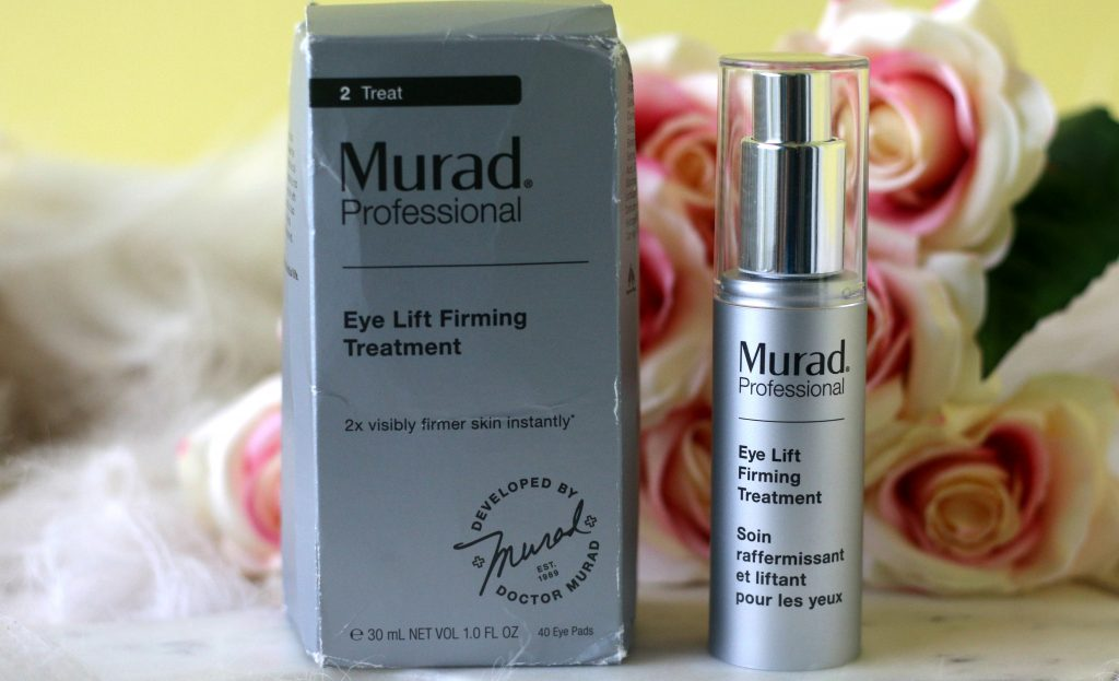 murad eye lift firming treatment review