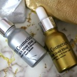 TS Cosmetics 24k Gold Leaf Elixir and Silver Leaf Elixirs | Are they worth the hype ?