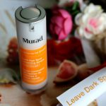 Clear your dark spots using Murad Rapid Age Spot Correcting Serum