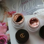 Charlotte Tilbury Eyes to Mesmerise – Star Gold and Rose Gold   Swatches & Review