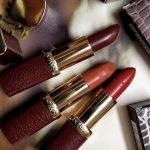 L'Oreal Paris Luxe Leather Limited Edition Lipsticks| Swatches & Review