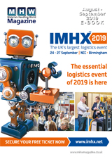 Materials Handling World Digital Magazine August - September 2019