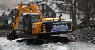 Beckside Construction turns back the tide in Glenridding