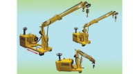 Reversible Boom Crane loses weight
