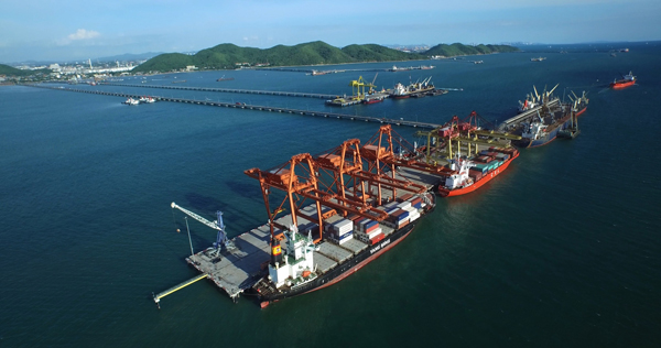 Kerry Logistics Network looks to double berth space at Kerry Siam Seaport to capture ASEAN growth