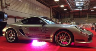 Briggs supports charity Rally for Heroes