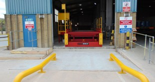 Thorworld Industries helps Hexion improve yard safety with bespoke solution