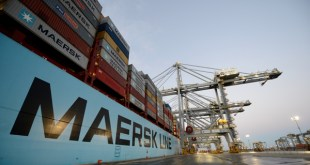 World's largest container shipping line switches UK port of call on its South America service to DP World London Gateway