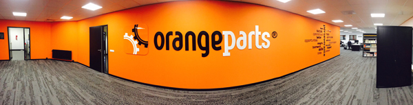 OrangeParts: The market for forklift parts
