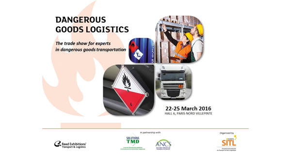 Experts in dangerous goods transportation showcase complete value chain on the Dangerous Goods Logistics pavilion at SITL Europe 2016