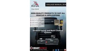 RHA 2016 Haulage Manual out now