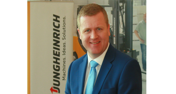 New appointment will drive Jungheinrich UK's customer service performance to new heights