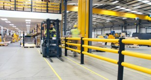 Major Accolade for Safety Barrier Range