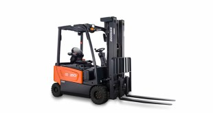 Doosan sees increase for new 7 series 48 volt electric models