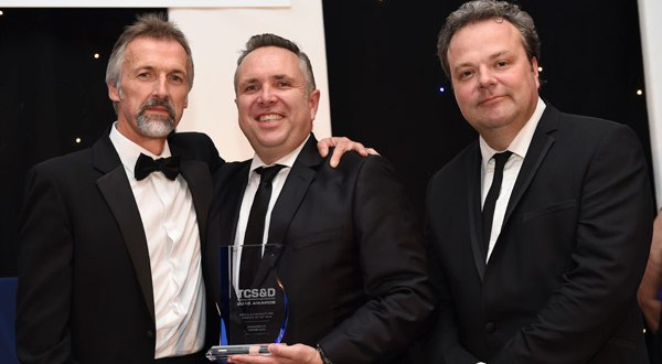 Enterprise Flex-E-Rent celebrates excellence in temperature controlled sector with awards sponsorship