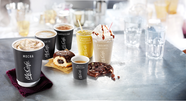 McDonald's partners with James Cropper for pioneering recycling trial