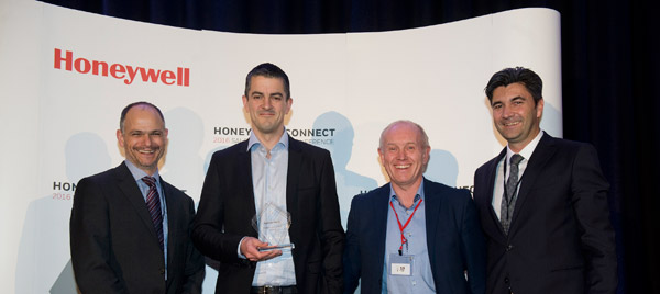 Renovotec wins Honeywell partner of the year award, Europe and Russia