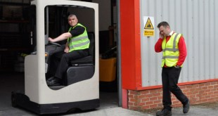 New Mentor forklift training course targets unsafe working behaviour