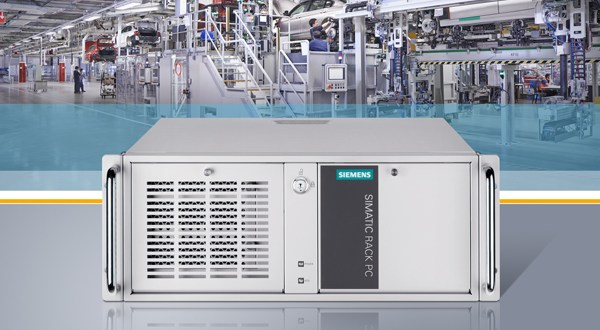 Siemens UK & Ireland releases entry-level SIMATIC industrial rack PC