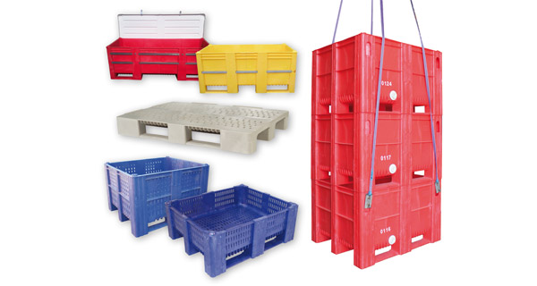 New fish handling boxes