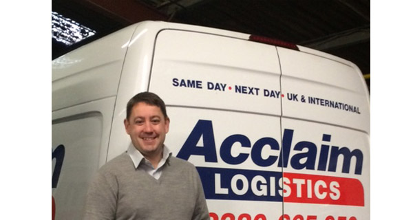 Southampton & Cowes logistics company Acclaim Logistics expands team with island appointment