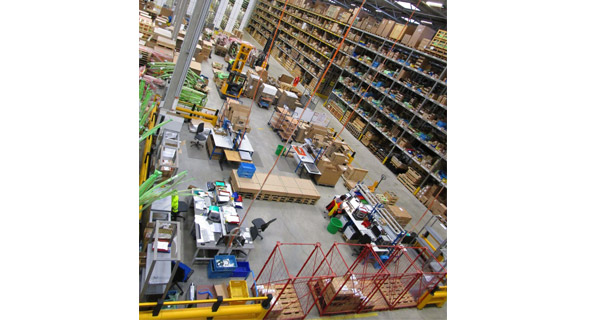 Industry-leading service at Doosan European Parts Centre