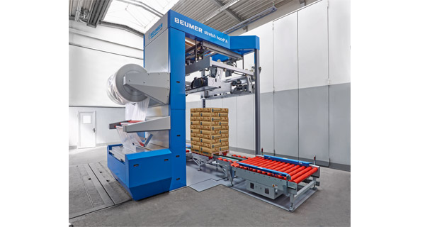 Bauma 2016: BEUMER is showcasing its capabilities as a system supplier at the world's leading trade fair