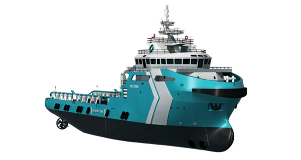 Optimarin wins nine vessel AHTS contract with Sinopacific