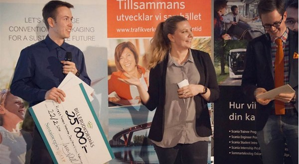 BillerudKorsnäs: climate-friendly packaging wins innovative student competition