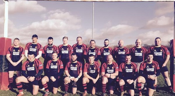 Acumen Logistics sponsors Pinley Rugby Football Club