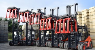 BlockMaster Forklift attachments improves productivity at Lignacite
