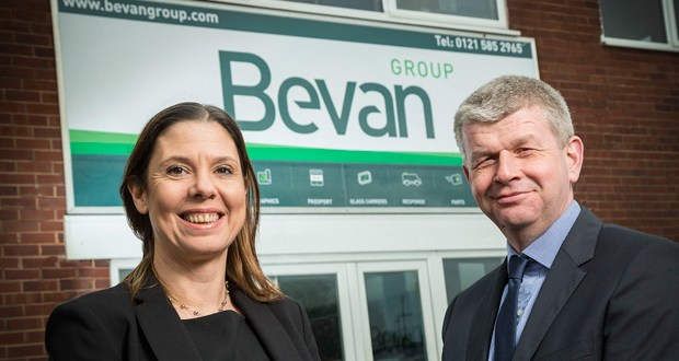 Bevan gets fit for the future with key appointments