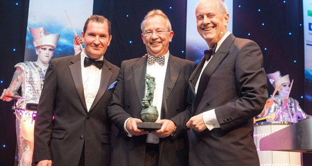 "FLTA honours Mentor's Richard Shore for ""Services to Industry"""