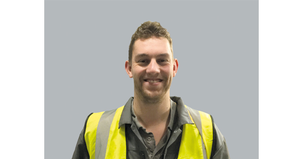 Jungheinrich's Gavin Hersom is FLTA's Apprentice of the Year