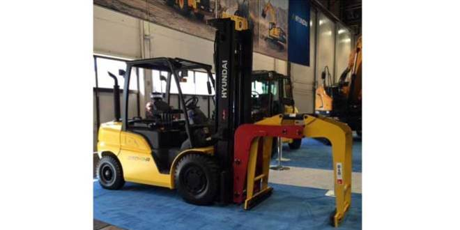B&B Attachments Exhibits at Modex