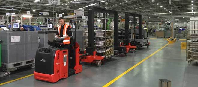 Valliant teams up with Linde in award winning success