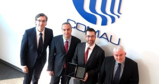 """Comau is awarded the """"Volvo Quality Excellence Award"""""""