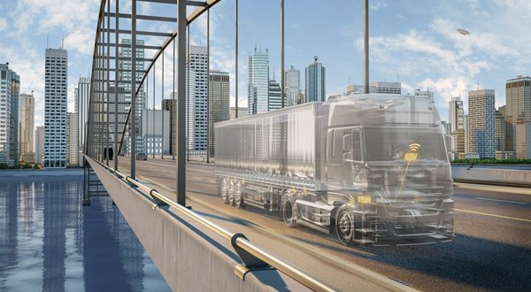 Continental Tyres provide key business solutions for operators at CV Show 2016