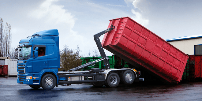 Hiab delivers thirty MULTILIFT hooklifts for Dutch Fire Service