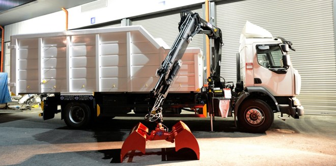 Hiab and Hydco Givati expand customer service centre in Israel