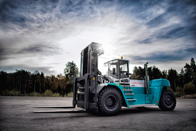 Impact invests more than £1m in Konecranes Lift Trucks 1