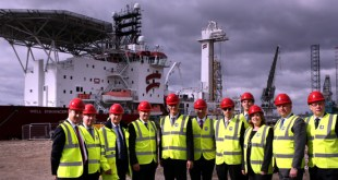 Forth Ports multimillion-pound investment planned for Port of Dundee
